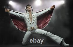 King Of Rock'n' Roll Elvis Presley Live in'72 7 inch action figure from Japan