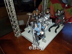 Kiss Creatures Deluxe Stage Set
