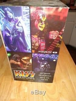 Kiss Creatures Special Box Set Edition Figure McFarlane toys