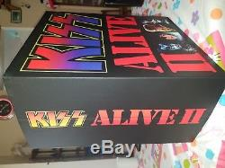 Kiss alive ll super stage deluxe box set brand new