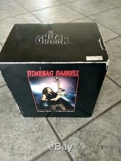 Knucklebonz Guitar Hero Dimebag Darrell Statue