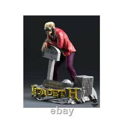 Knucklebonz Megadeth Peace Sells Who's Buying Vic Rattlehead Statue