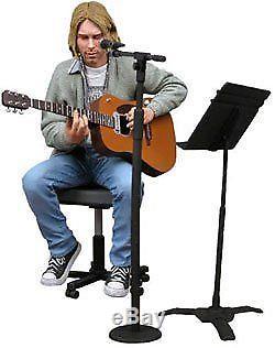 Kurt Cobain Unplugged Action Figure