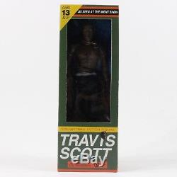 La Flame Entertainment Presents Travis Scott Collectible Action Figure Limited