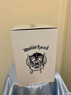 Lemmy Kilmister Knucklebonz Figure Statue Rock Iconz 2017 Motörhead New SEALED