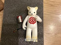 Luke chueh Red Target Bear 2012 SDCC