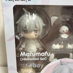 MAFUMAFU HIKIKOMORI Set NENDOROID 1329 SORARU Singer AftertheRain White doll JPN