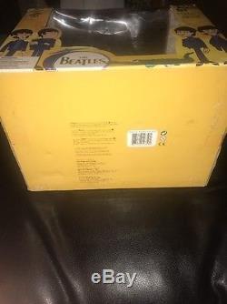 MCFARLANE THE BEATLES CARTOON JONH-PAUL-GEORGE-RINGO With CROCODILE BOXED SET