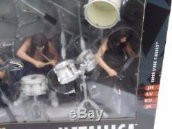 MCFARLANE TOYS Metallica Harvest Of Sorrow Boxed Set W Sound & Flashing Lights