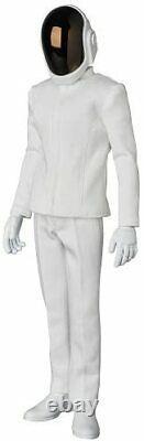 MEDICOM RAH REAL ACTION HERO DAFT PUNK WHITE SUITS Guy-Manuel & THOMAS Set 1/6