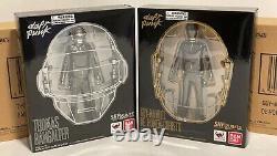MINT Daft Punk Collectible Action Figure Set Bandai Tamashii SH Figuarts