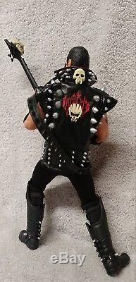 MISFITS 12in PUNK ROCK MUSICIANS WOLFGANG AND JERRY. 2 figures for $125