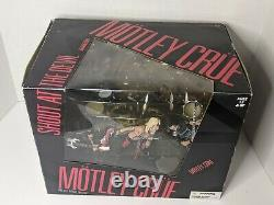 MOTLEY CRUE SHOUT AT THE DEVIL DELUXE EDITION McFARLANE WITH BOX