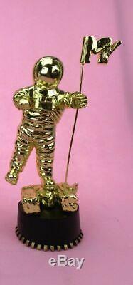 MTV VMA MoonMan Video Music Awards VMAS Gold Statue Trophy resin 28CM