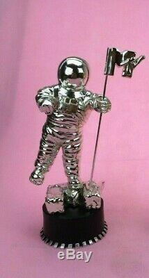 MTV VMA MoonMan moon man Video Music Award Silver Statue Trophy resin 28CM