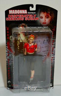 Madonna Desperately Seeking Susan Vital Toys DSS03A Figure Sealed