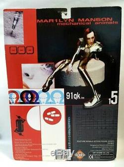 Marilyn Manson Action Figure Mechanical animals from Japan Figure FS