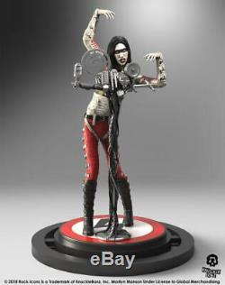 Marilyn Manson Rock Iconz Statue-KNUMANSON100-KNUCKLEBONZ
