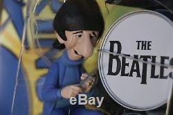 McFarlane Beatles Cartoon Ultra Action Figures Set of 4 NEW 2004 Ringo George