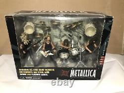 McFarlane Metallica Harvester of Sorrow Box Set