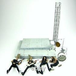 McFarlane Metallica Harvesters of Sorrow Vintage Figures Stage Concert Lot 2001