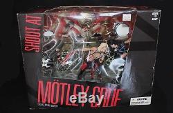 McFarlane Motley Crue Shout At The Devil Deluxe Box Set
