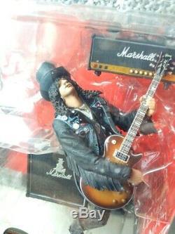 McFarlane Music Series SLASH Guns N Roses