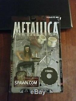 McFarlane Spawn Metallica Harvests of Sorrow complete Set of 4