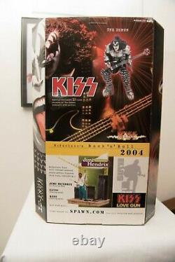 McFarlane Toys 12 INCH GENE SIMMONS THE DEMON ACTION FIGURE Statue New