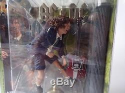 McFarlane Toys AC/DC Hell's Bells Angus Young Action Figure, 2001 Memorabilia