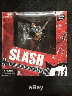 McFarlane Toys Guns N Roses 2005 Deluxe Boxed Set Sealed Slash
