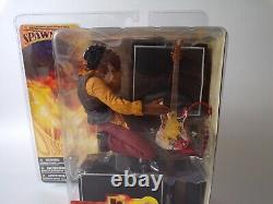 McFarlane Toys Jimi Hendrix Monterey Festival Action Figure, Music Memorabilia