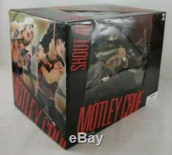 McFarlane Toys Motley Crue Shout At The Devil Deluxe Action Figure Diorama Set