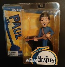 McFarlane toys The Beatles set