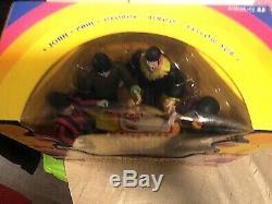 Mcfarlane Beatles Yellow Submarine Box Set 8inch action figure's 1st run