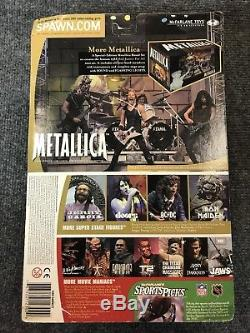 Mcfarlane Metallica Harvesters Of Sorrow Figurines