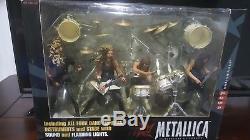 Mcfarlane Metallica Harvesters of Sorrow Box Set 2001