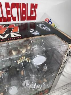 Mcfarlane Toys Kiss Alive Deluxe Box Set Super Stage. Limited Edition