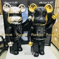 Medicom Be@rbrick 2018 Daft Punk 1000% Random Access Memories Bearbrick set 2pcs