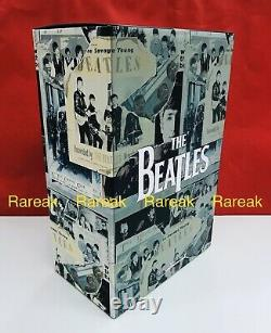 Medicom Bearbrick 2021 The Beatles Anthology Savage Young 400% + 100% be@rbrick