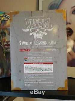 Medicom MISFITS danzig doll vinyl kbd cro-mags toy
