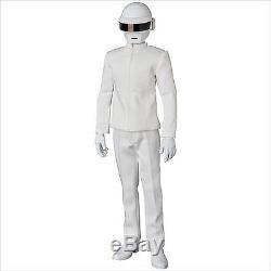 Medicom RAH Daft Punk Thomas White Suit Ver. Real Action Heroes Figure