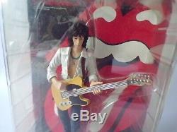 Medicom The Rolling Stones Keith Richards Action Figure Rock Music Memorabilia