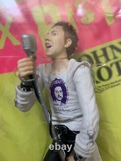 Medicom Toy Sex Pistols Ultra Detail Figures Johhny Rotten & Sid Vicious New