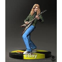 Megadeth Dave Mustaine Rock Iconz Statue-KNUMGDDM100