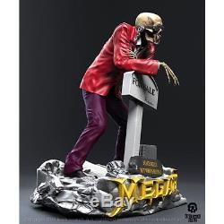Megadeth Vic Rattlehead Peace Sells Rock Iconz Statue-KNUMGDVIC100
