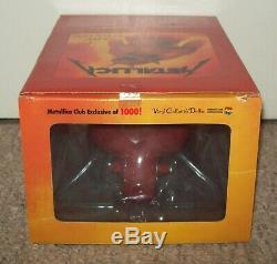 Metallica 2008 Jump in the Fire 12 Demon Figure Fan Club Exclusive Medicom Toy