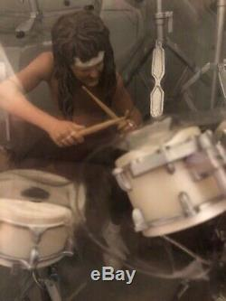 Metallica Action Figures Stage Lights Sound Harvester Sorrow Spawn