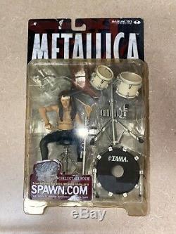 Metallica Harvester Of Sorrow McFarlane Action Figures Set of 4