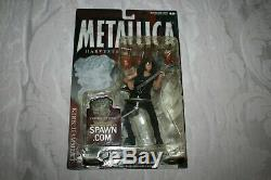 Metallica Harvester Of Sorrow McFarlane Action Figures Set of 4 NEW